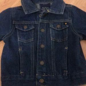 Lucky infant jean jacket